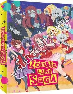 Zombie Land Saga arrive en Blu-ray & DVD chez @Anime