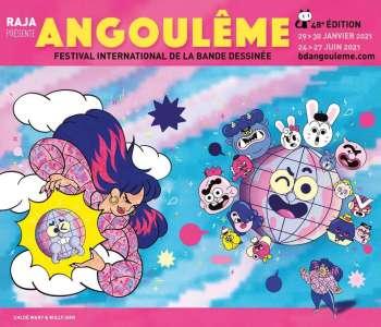 La 48e édition du Festival International de la Bande-Dessinée d'Angoulême reporté à l'année prochaine