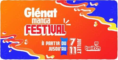 Glénat tiendra son propre festival en ligne ce week-end