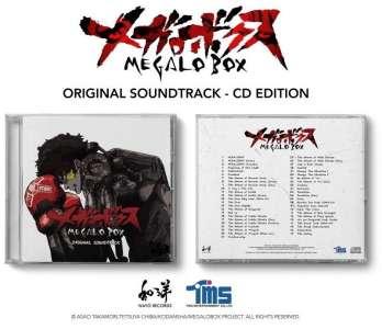 La bande-originale de Megalobox arrive en CD et vinyle