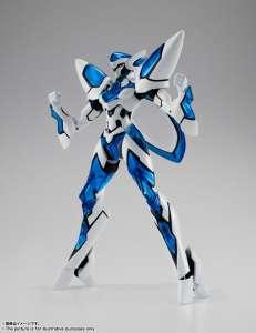 Des figurines Robot Damashii pour Back Arrow