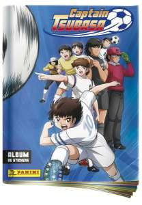 Un album de stickers Captain Tsubasa chez Panini