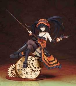 Une figurine de Kurumi Tokisaki chez Kaitendoh