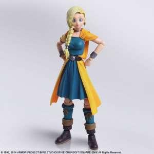 Bianca et Flora de Dragon Quest V arrivent dans la gamme Bring Arts