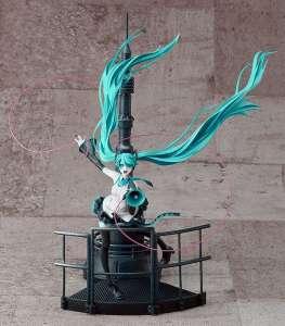 Hatsune Miku célèbre les 20 ans de Good Smile Company en figurine
