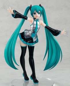 Retour de la figurine Pop Up Parade de Hatsune Miku