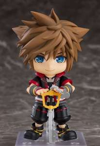Des Nendoroid pour les héros de Kingdom Hearts III