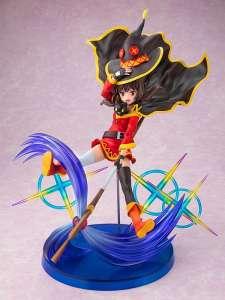 Megumin s'offre une nouvelle figurine chez Chara-Ani