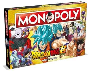 Dragon Ball Super s'offre son Monopoly