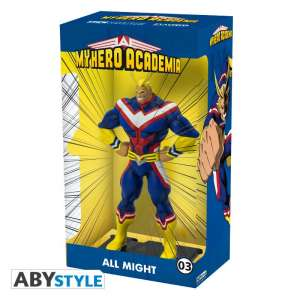 All Might s'offre une figurine chez ABYstyle