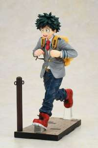 La gamme Connect Collection accueille Izuku Midoriya