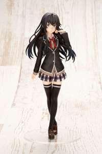 Yukino Yukinoshita s'offre une nouvelle figurine chez Kotobukiya