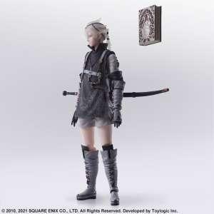 Nier s'offre une nouvelle figurine dans la gamme Bring Arts