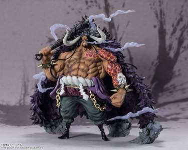 Kaido aux Cent Bêtes dans la gamme Figuarts ZERO