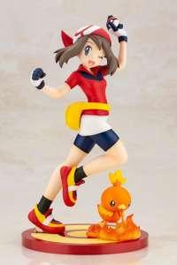 Une nouvelle figurine pour Flora de Pokémon
