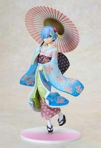 Rem revient en kimono chez Kadokawa