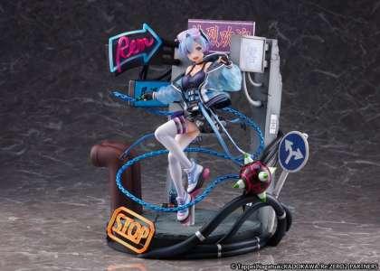 Les héroïnes de Re:Zero dans la gamme Shibuya Scramble Figure