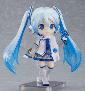 Une Nendoroid Doll pour Snow Miku