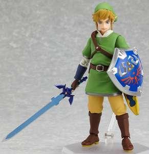 Retour de la première Figma de Link