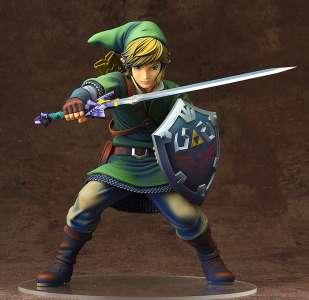 Link revient dans la gamme Wonderful Hobby Selection