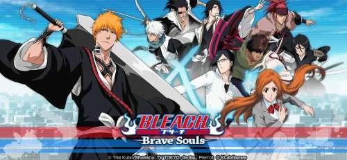 Bleach: Brave Souls arrive sur PlayStation 4