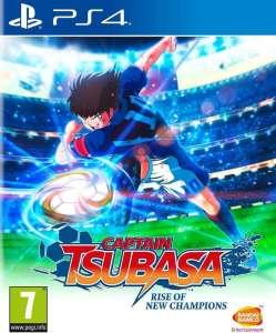 Sortie du jeu Captain Tsubasa: Rise of New Champions