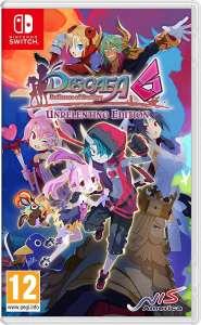 Le jeu Disgaea 6 : Defiance of Destiny est disponible