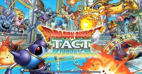 Sortie du jeu Dragon Quest Tact