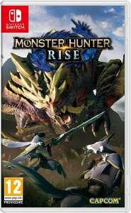 Sortie du jeu Monster Hunter Rise