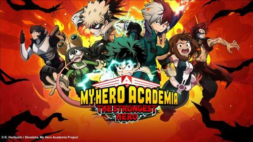 Le jeu My Hero Academia : The Strongest Hero arrive en France