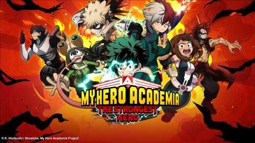 Le jeu My Hero Academia : The Strongest Hero arrive en France