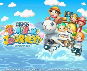 Le jeu pour mobiles One Piece Bon! Bon! Journey!! est disponible