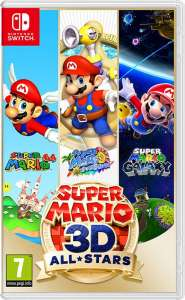 Super Mario 3D All-Stars est disponible