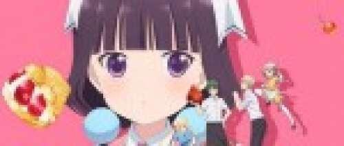 Anime - Blend-S - Episode #5 - Après la pluie vient le rhume