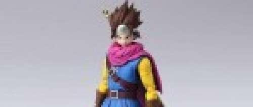 Une Bring Arts pour le héros de Dragon Quest III