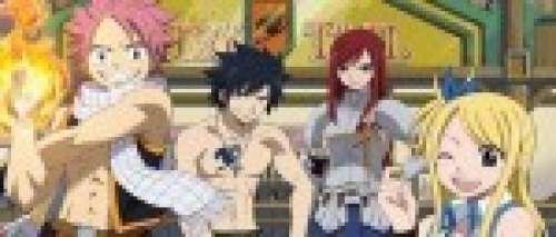 Anime - Fairy Tail - Episode #308 : Le Plus Puissant Démon des livres de Zeleph