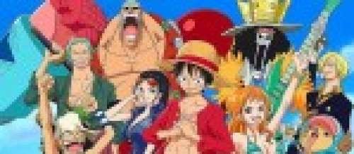 Anime - One Piece - Episode #854 - La menace du trident. Luffy serre les dents !