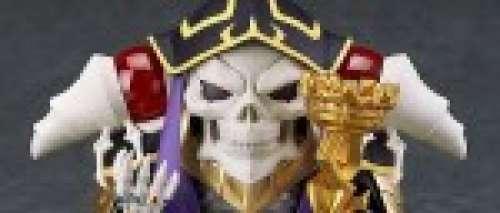 Ainz Ooal Gown revient conquérir la gamme Nendoroid
