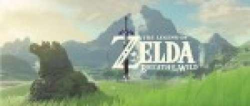 The Legend of Zelda: Breath of the Wild élu jeu de l'année