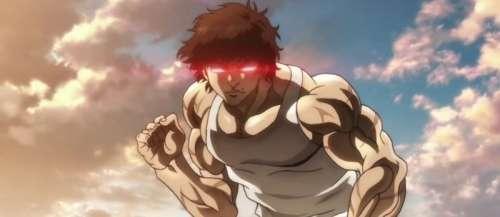 Un anime pour Baki: Son of Ogre