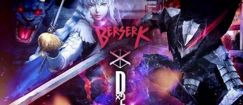 Retour de la collaboration entre Shin Megami Tensei Liberation Dx2 et Berserk