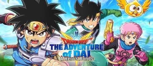 Dragon Quest The Adventure of Dai : A Hero's Bonds sortira en français cette année