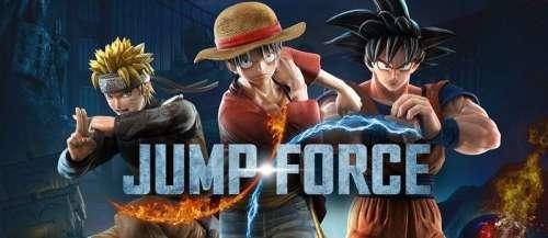 Jump Force arrive sur Switch