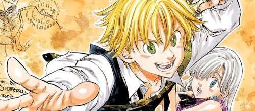 Fin en approche pour le manga Seven Deadly Sins