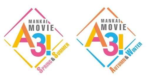 Le jeu mobile A3! adapté en deux films live