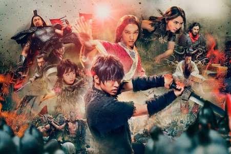 Un second film pour l'adaptation live du manga Kingdom