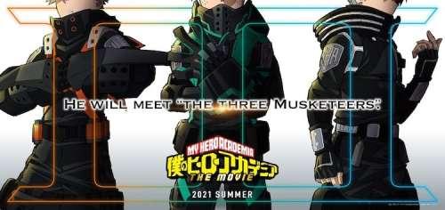 Un 3e film pour My Hero Academia
