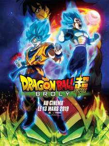 Chronique animation - Dragon Ball Super : Broly - Coffret prestige DVD & Blu-ray