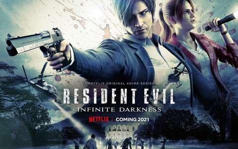 Chronique animation - Resident Evil : Infinite Darkness