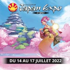 Le 21e Impact de Japan Expo dévoile ses nouvelles dates